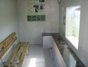 Beobachtung Fischtreppe