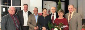 Feierlicher Festakt zu 10 Jahren Dornburg-Camburg