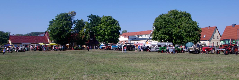 2. Dornburger Traktorentreffen @ Sportplatz Dornburg